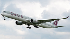 Qatar Airways Airbus A350-1041 A7-ANC (StephenG88) Tags: londonheathrowairport heathrow lhr egll 27r 27l 9r 9l boeing airbus may20th2019 20519 myrtleavenue renaissanceheathrow qatarairways qr qtr qatar a350 a350xwb a351 a35k a3501000 a3501041 a7anc