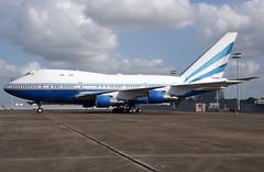 VQ-BMS - 5/28/19 (jrf_aviation) Tags: lasvegassandscorp lasvegassandscorporation boeing boeing747 boeing747sp boeing747sp21 b747 b747sp b747sp21 747 747sp 747sp21 privatejet bizjet businessjet luxury lasvegas cwf kcwf classicaviation