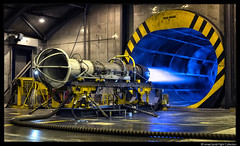 F-18 Jet Engine Test At Full Afterburner In The Hush House (2019) (Ismael Jorda) Tags: f18 hornet ala12 spanish airforce test jet engine afterburner hushhouse