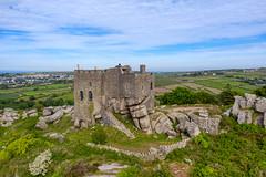 Carn Brea Castle (Cornish Reflections) Tags: cornwall england uk cornish carnkie castle drone mavic dji mavic2pro southwest folly granite carnbrea redruth