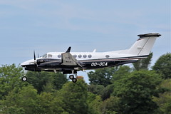 OO-OCA Beech 350 Super Kingair on 23 May 2019 Jersey (Jersey Aviation Images 2020) Tags: aircraft airplane aeroplanes aeroplane aircraftspotters flyingmachines planes aviation