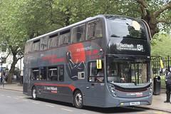 The Platinum Shuffle... (Ben Cavers) Tags: nationalexpresswestmidlands nxwm alexanderdennis alexanderdennisenviro400mmc adlenviro400mmc adl enviro400mmc nxwm6761 6761 sn16ouu platinum buses bus