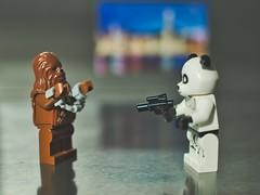 i got you, Chewi (crosathorian) Tags: chewi chewbacca starwars lego olympus2518