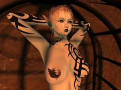 Assassin 6-1-19_012 (Justine Flirty) Tags: tattoo fantasy artisanna secondlife
