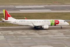 CS-TPR (GH@BHD) Tags: aircraft aviation zurich tap tp zurichairport airliner embraer kloten zrh erj regionaljet erj190 lszh airportugal tapexpress cstpr