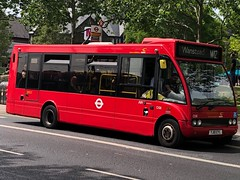 Highly unconventional route for these stumpy little buses featuring possibly the longest double running I've come across. | CT Plus London Optare Solo 7.8m on the W12 to Wanstead. (alexpeak24) Tags: wanstead coppermilllane walthamstow w12 yj10eyl ws8 solo optare london ctplus