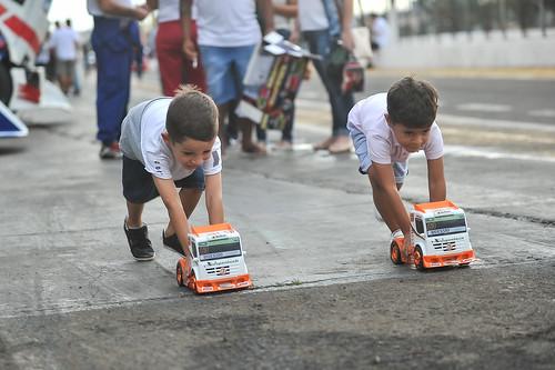 01/06/19 - Visitação aos boxes da Copa Truck - Fotos: Duda Bairros