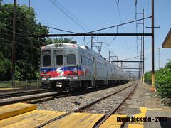 SEPTA 720 (GhostStationPA86) Tags: philadelphia pennsylvania unitedstates septa hyundai rotem silverlinerv regionalrail commuterrail masstransit electric train transit publictransit
