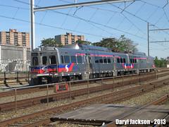 SEPTA 861 (GhostStationPA86) Tags: philadelphia pennsylvania unitedstates septa hyundai rotem silverlinerv regionalrail commuterrail masstransit electric train transit publictransit