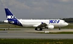 JOON F-GKXI, OSL ENGM Gardermoen (Inger Bjørndal Foss) Tags: fgkxi joon airbus a320 osl engm gardermoen