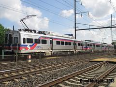 SEPTA 725 (GhostStationPA86) Tags: philadelphia pennsylvania unitedstates septa hyundai rotem silverlinerv regionalrail commuterrail masstransit electric train transit publictransit
