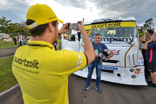 01/06/19 - Ação Speed Truck agitou convidados da Copa Truck - Fotos: Duda Bairros