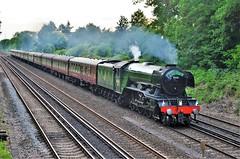 Flying Scotsman (stavioni) Tags: lner a3 class 462 60103 flying line steam locomotive train rail railway scotsman main