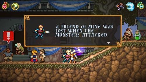 Battle Princess Gameplay