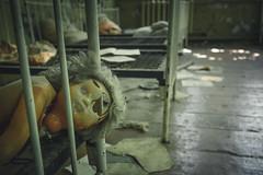 Kindergarten (Gryshchenko) Tags: chernobyl pripyat radioactive nucleardisaster abandoned mayholidays 1986 evaculation chernobylnuclear chernobylnucleardisaster chernobynuclearpowerplant udssr ukraine cccphistory чернобыль припять катастрофы catastrophe атомнаяавврия hbochernobyl zone thezone exclusionzone contaminacion utopiancity utopia friendlyatom adamcity kindergarten children