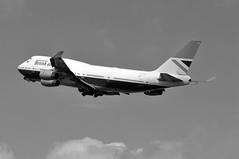 BA0207 LHR-MIA (A380spotter) Tags: takeoff departure climb climbout gearinmotion gim retraction boeing 747 400 gcivb negus19741980 negusnegus britishairways10019192019 centenary retrocolours livery scheme retrojet 2019 ba100 baretrojet internationalconsolidatedairlinesgroupsa iag britishairways baw ba ba0207 lhrmia runway27l 27l london heathrow egll lhr monochrome blackwhite blackandwhite bw