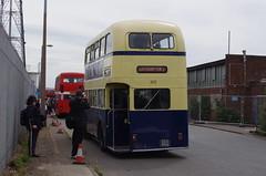 IMGP9846 (Steve Guess) Tags: stagecoach ribble 100 centenary morecambe lancaster whitelund lancashire england gb uk bus garage barrow leyland titan back rear