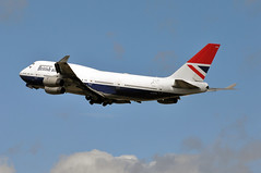 BA0207 LHR-MIA (A380spotter) Tags: takeoff departure climb climbout gearinmotion gim retraction boeing 747 400 gcivb negus19741980 negusnegus britishairways10019192019 centenary retrocolours livery scheme retrojet 2019 ba100 baretrojet internationalconsolidatedairlinesgroupsa iag britishairways baw ba ba0207 lhrmia runway27l 27l london heathrow egll lhr