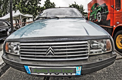 Expo Rétro Pavilly 30/05/2019 (association IM@GE) Tags: sony ilca77m2 hdr fish eye voiture automobile collection retro véhicule ancien exposition citroen