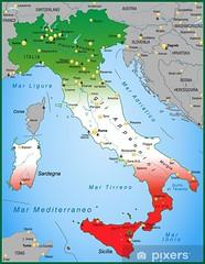 Umgebungskarte von Italien mit Landesfarben (kasia.smyrdek.ks) Tags: italien italienisch karte landkarte italienkarte bersichtskarte bosnien herzegowina europa european frankreich hintergrund kroatien meer network reisen rom schweiz slowakei staat tunesien ungarn vektor welt sterreich information geografie grenzen sardinien sizilien tna mailand rimini monaco monza nationalfarben landesfarben