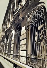 ferronneries d'un immeuble cossu de Marseille, fin mai 2019... Reynald ARTAUD (Reynald ARTAUD) Tags: 2019 fin mai provence marseille immeuble cossu ferronneries reynald artaud