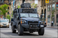 RCMP Sport Utility Vehicle (Dan Dewan) Tags: rcmp dandewan ottawa wellingtonstreet thursday canonef70200mm14lisusm street parliamenthill truck ontario canada canon may police 2019