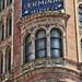 Philadelphia Pennsylvania  -  Philadelphia and Reading Building  -  Reading Terminal Market - Original Neon Sign  - Moved & Restored