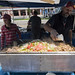 Food vendor at St. Anthony Park Arts Festival