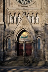 Basilica of Our Lady of the Immaculate Conception (djhsilver) Tags: guelph ontario basilicca our lady immaculate conception roman catholic church french gothic revival architecture stone joseph connolly