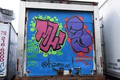 MADHATTER SERK (TheGraffitiHunters) Tags: graffiti paint spray graff street new art truck colorful box nj jersey mad mh madhatter boxtruck hatter serk