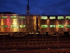 Colorwheel (P.F. Zuzich) Tags: bnsf metra racetrack cbq commutertrain downersgrove illinois train railfan railway