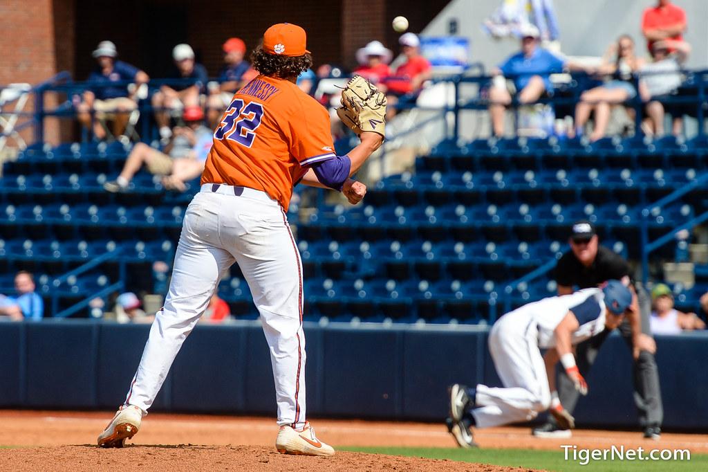 Clemson Photos: 2019, Baseball, Jacob  Hennessy