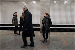 DRD160405_0375 (dmitryzhkov) Tags: urban outdoor life human social public stranger photojournalism candid street dmitryryzhkov moscow russia streetphotography people city color colour metro subway lowlight underground night nightphotography transport passenger