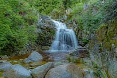untitled-15.jpg (Oddshots) Tags: hike canada burkemountain waterfall nature spring brook water green peaceful life trees stones