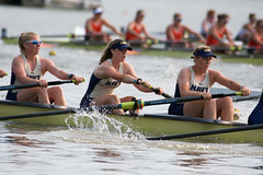 May 31, 2019: NCAA women's rowing championships, Division I: I and II Eights, Navy boat (carpingdiem) Tags: ncaawomensrowingchampionships rowing eaglecreekpark 2019 navy