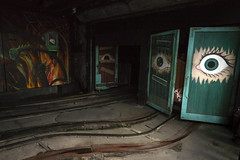 Coney Island Spook-A-Rama (vhines200) Tags: newyork brooklyn 2019 leica coneyisland spookarama eye hauntedhouse amusementpark