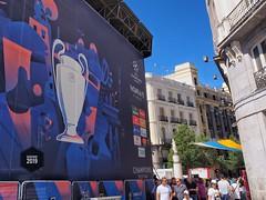 Paseando por Madrid , final de Champions League 2019 (Gustavo_J_Rubio) Tags: madrid champions league 2019 olympus