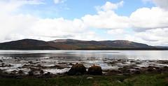 Sutherland hills (stuartcroy) Tags: scotland scenery sea sky still hills sutherland
