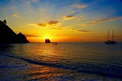Morning. Sea.. (prokhorov.victor) Tags: море утро рассвет восход пейзаж солнце небо вода пляж берег