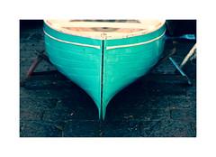 Green ! (CJS*64) Tags: massalubrense italy sorrento colour crossprocessing whiteborder boats harbour cjs64 craigsunter cjs marinadellalobra travel travelling traveller tourist nikon nikond7000 d7000 nikkor