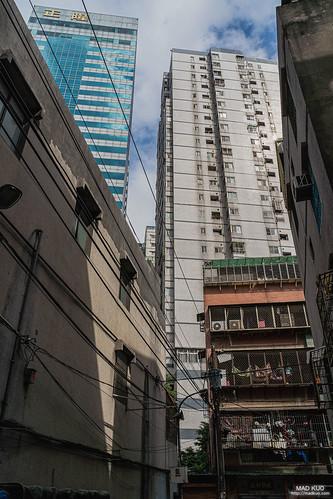 摩天商辦&市井小戶。2019/5/31