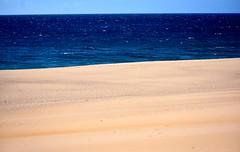 Beach (thomasgorman1) Tags: whitesand bluewater water beach coast sand island molokai papohaku nikon minimal minimalism empty shore scenic travel