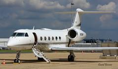 Gulfstream G 650 n° 6027 ~ N521HN (Aero.passion DBC-1) Tags: spotting lbg 2013 dbc1 david biscove aeropassion avion aircraft aviation plane airport bourget gulfstream g450 ~ n936mp g650 n521hn