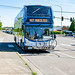 An Alexander Dennis Enviro500 of Community Transit Picking Me Up From Paine Field
