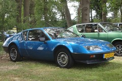 Alpine-Renault A310 V6 7-3-1983 LB-83-FH (Fuego 81) Tags: alpine renault a310 1983 lb83fh onk sidecode4 ohohrenault 2019