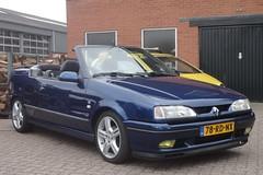 Renault 19 Cabrio 1.8 6-5-1996 78-RD-NX (Fuego 81) Tags: renault 19 r19 cabrio 1996 78rdnx sidecode6 ohohrenault 2019