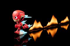 Flash! (englishgolfer) Tags: flash toy funko mysteryminis red reflection fire nikon d7500 55200mm nissin di700a fs190602 valjtva fotosondag