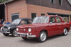 Renault 8 Major R1132 13-3-1969 AE-65-67 (Fuego 81) Tags: renault 8 r8 1969 ae6567 ohohrenault 2019 4cv ae1392