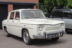 Renault R8 28-10-1963 AM-82-83 (Fuego 81) Tags: renault 8 r8 1963 am8283 ohohrenault 2019