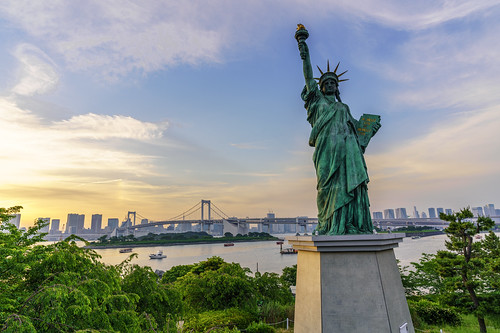 Tokyo Statue of Liberty